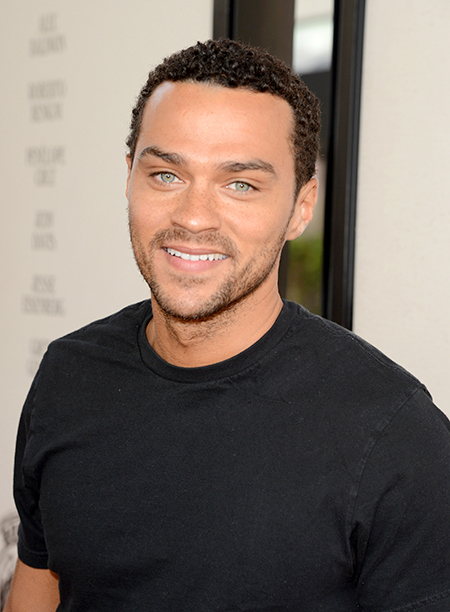 Jesse Williams at the Los Angeles Film Festival Premiere of To Rome With Love on June 14, 2012