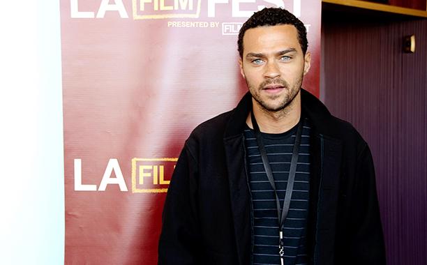 Jesse Williams at the 2012 Los Angeles Film Festival on June 17, 2012