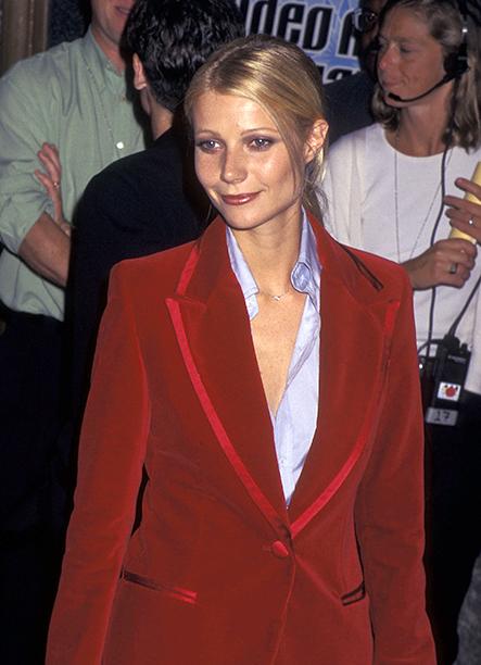Presenter Gwyneth Paltrow
