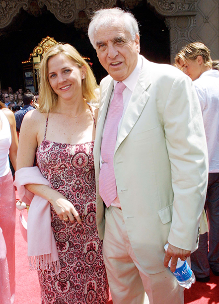 Garry Marshall and Kathleen Marshall