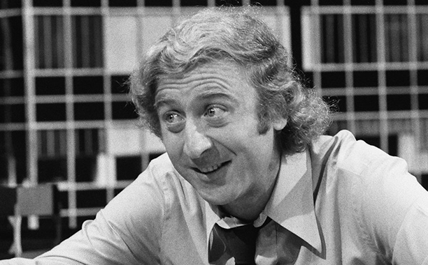 Gene Wilder on NBC's The Bell System Family Theatre on September 17, 1972