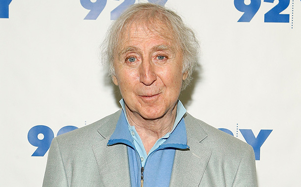 """Gene Wilder at """"An Evening With Gene Wilder"""" at the 92nd Street Y in New York City on June 13, 2013"""