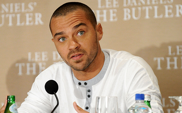 Jesse Williams at the Press Conference for Lee Daniels' The Butler in New York City on August 5, 2013