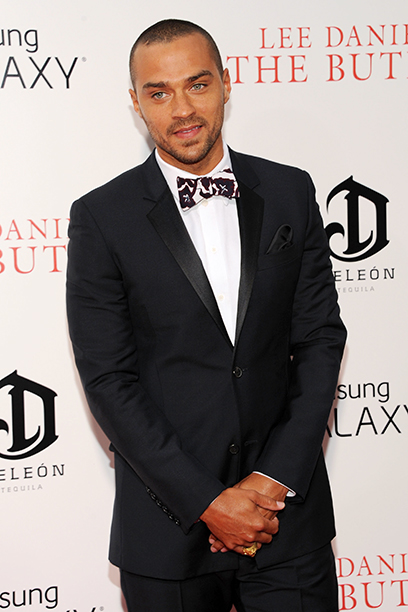 Jesse Williams at Lee Daniels' The Butler's New York Premiere on August 5, 2013