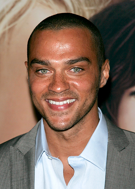 Jesse Williams at the Premiere of The Sisterhood of the Traveling Pants 2 in New York City on July 28, 2008