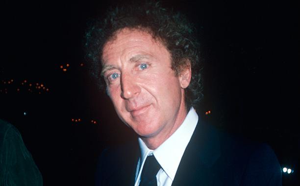 Gene Wilder in New York Circa 1980
