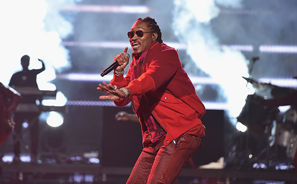 Future Makes His VMAs Debut