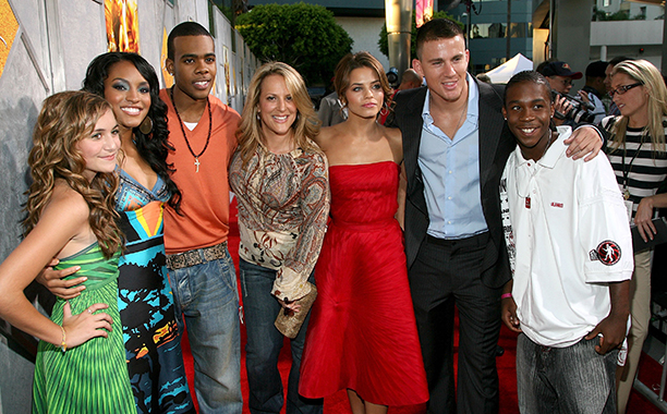 The 2006 Premiere of 'Step Up'