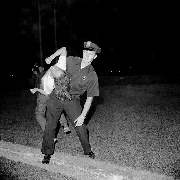 A Beatles Fan Who Rushed the Field at Shea Stadium