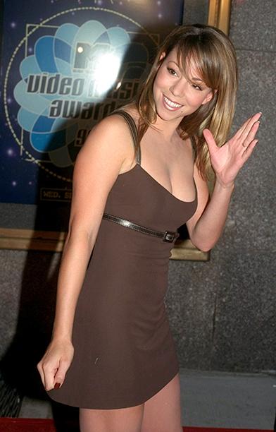 Best R&B Video Nominee Mariah Carey