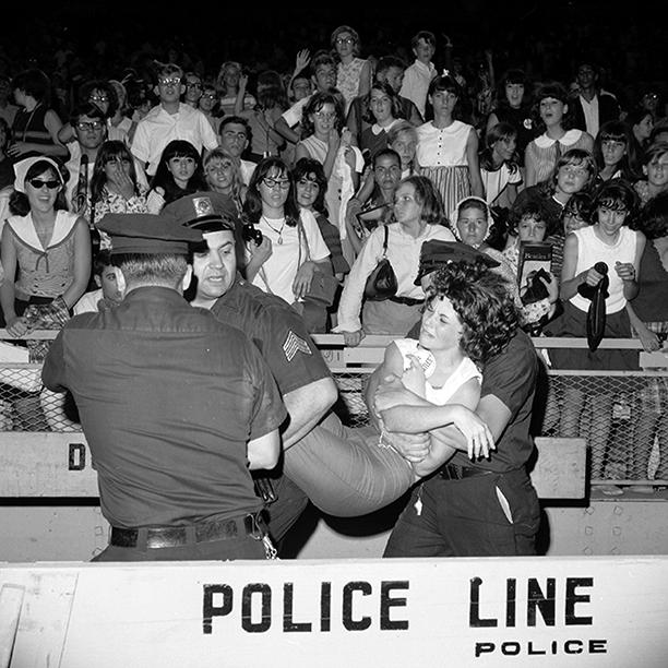 A Beatles Fan at Shea Stadium