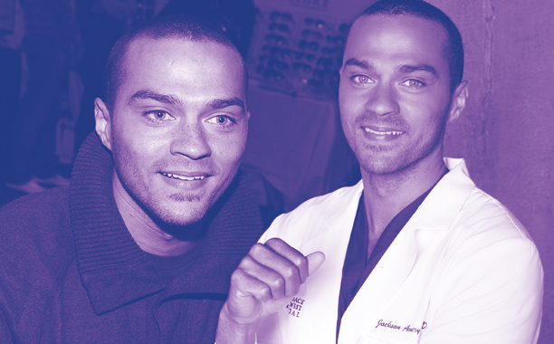 Jesse Williams Through The Years