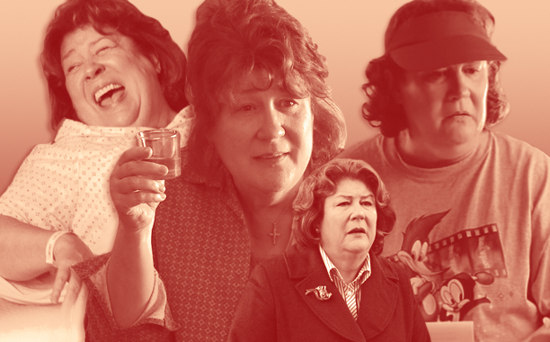 Margot Martindale's Role Call