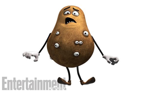 Potato, voiced by director Greg Tiernan
