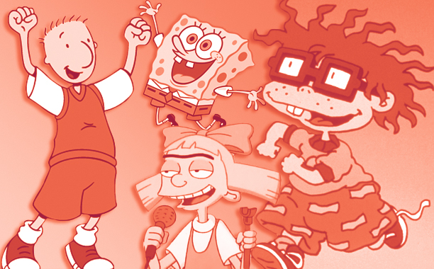 The 25 Most Memorable Nicktoons Characters