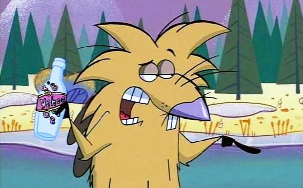 22. Norbert, The Angry Beavers