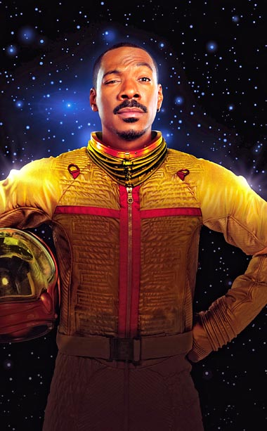 Eddie Murphy, The Adventures of Pluto Nash | Eddie Murphy attempted to take his comedic sensibilities to new heights in this 2002 sci-fi adventure, set on the moon. While the film wasn?t well…