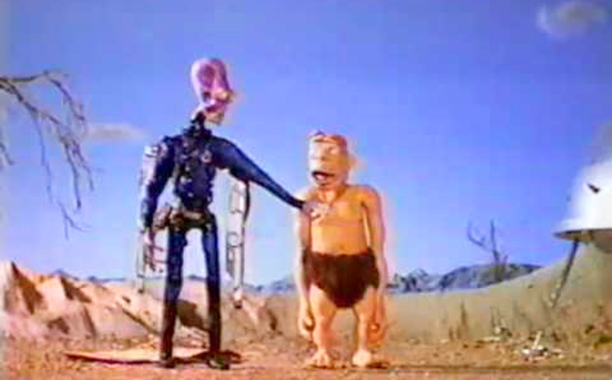 24. Prometheus & Bob, KaBlam!