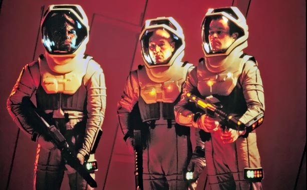 Star Trek: First Contact | While many incarnations of the Star Trek franchise have appeared on both the big and small screen, we have to give credit to costume designer…