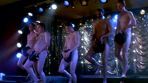 The Full Monty, Mark Addy | in The Full Monty (1997) Mix together a group of English lads, a money-making scheme, a good ol' fashioned striptease, and a big dollop of…
