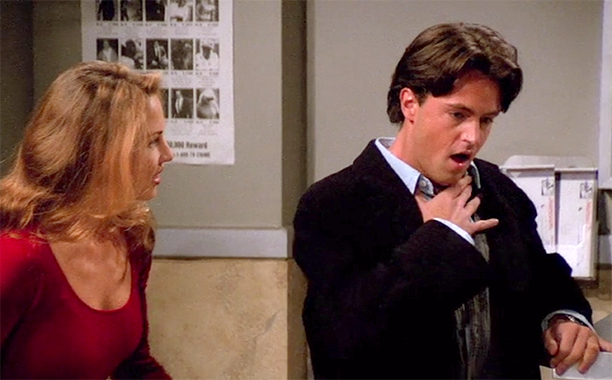 Season 1: 'The One with the Blackout'
