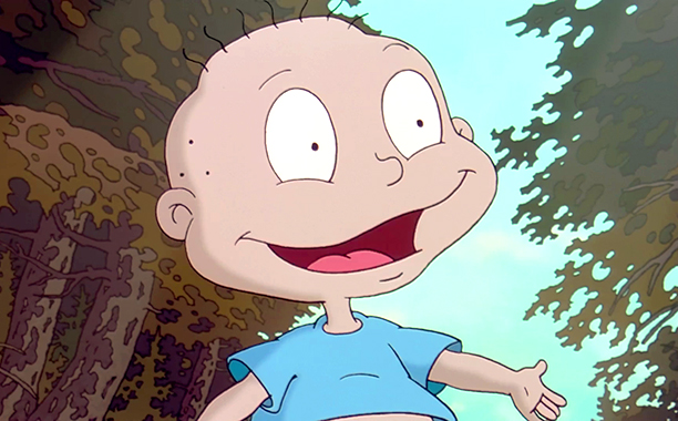 9. Tommy Pickles, Rugrats