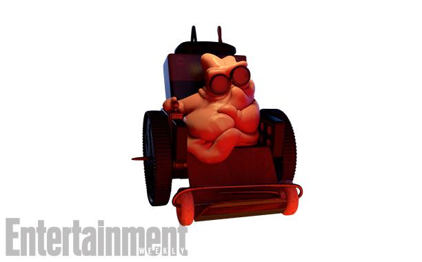 Gum, voiced by Scott Underwood