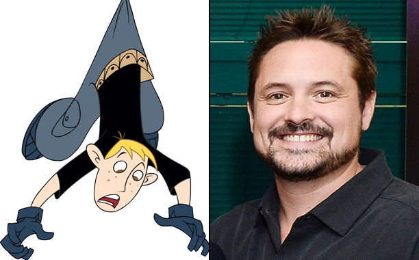 Will Friedle — Ron Stoppable