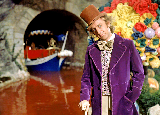 'Willy Wonka and the Chocolate Factory,' 1971