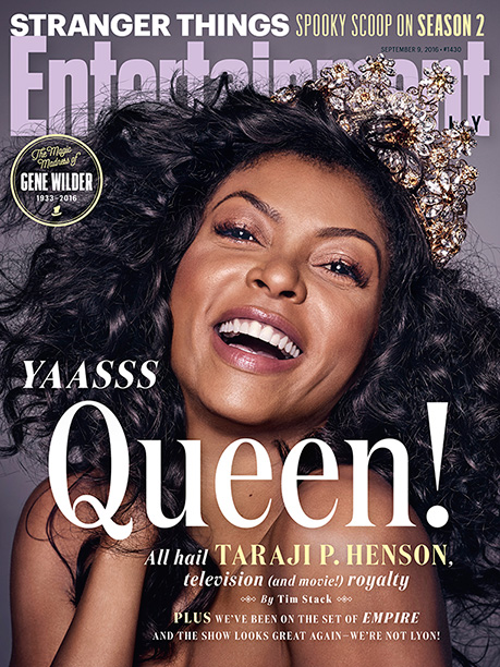 'Empire' on the Cover of EW