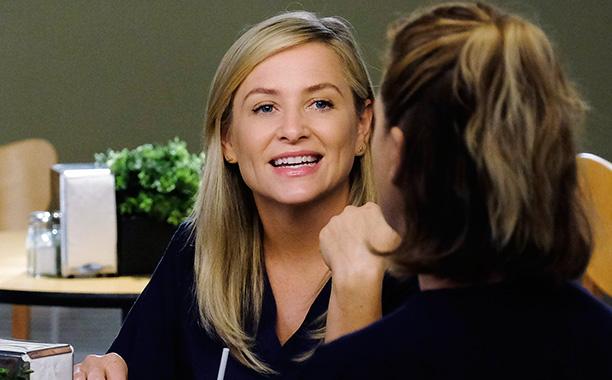 Arizona (Jessica Capshaw)