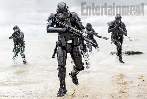 'Rogue One: A Star Wars Story' exclusive images