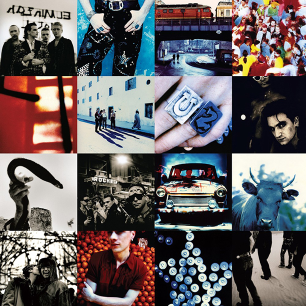1. Achtung Baby (1991)