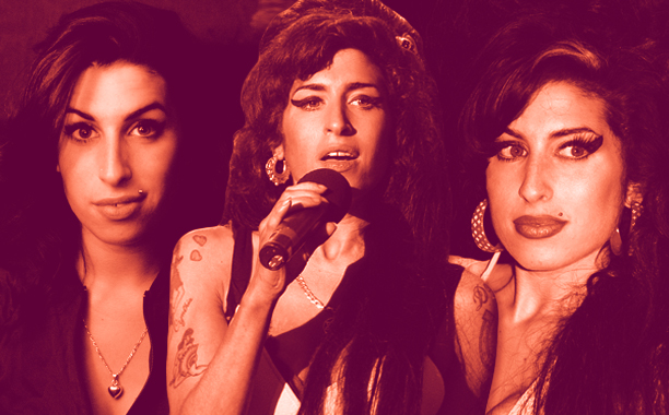 Amy Winehouse Through the Years