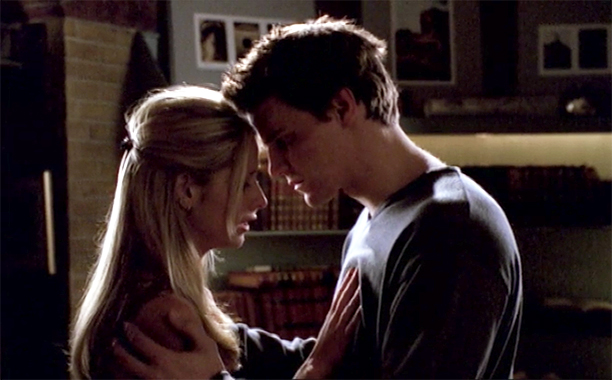 """Buffy to Angel in """"I Will Remember You"""" on Angel"""