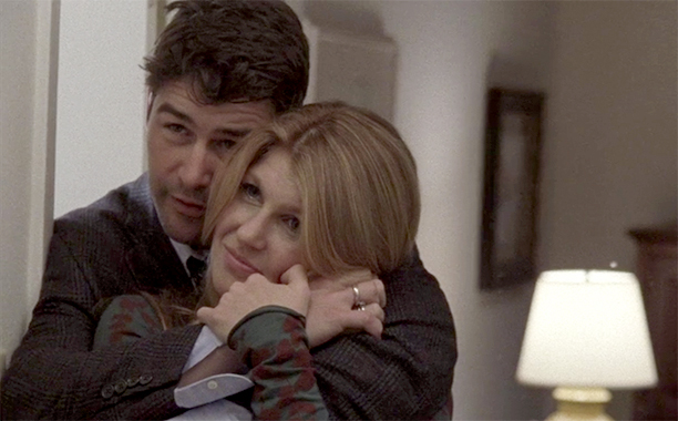 """Eric and Tami Taylor in """"Best Laid Plans"""" on Friday Night Lights"""