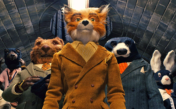 2. The Fantastic Mr. Fox (2009)