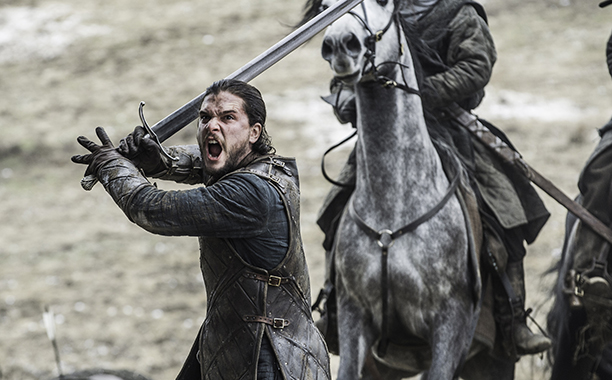 GALLERY: 10 Best TV Episodes of 2016: Game of Thrones Season 6, Episode Episode 9 Episode Title: BATTLE OF THE BASTARDS Air Date: June 19, 2016 Pictured: Kit Harington