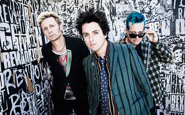 Green Day, Revolution Radio, Oct. 7