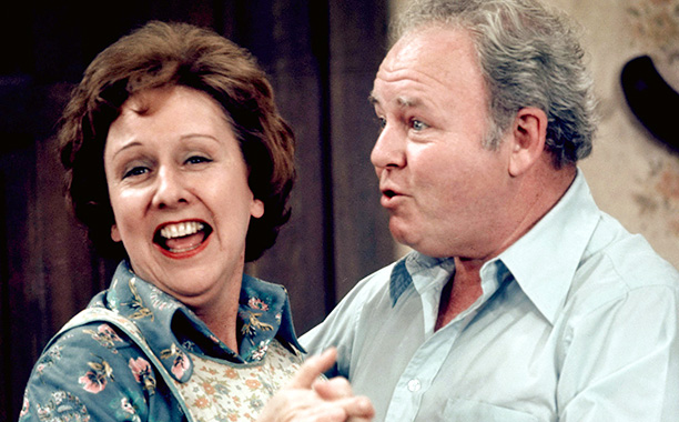 Archie and Edith Bunker, All in the Family