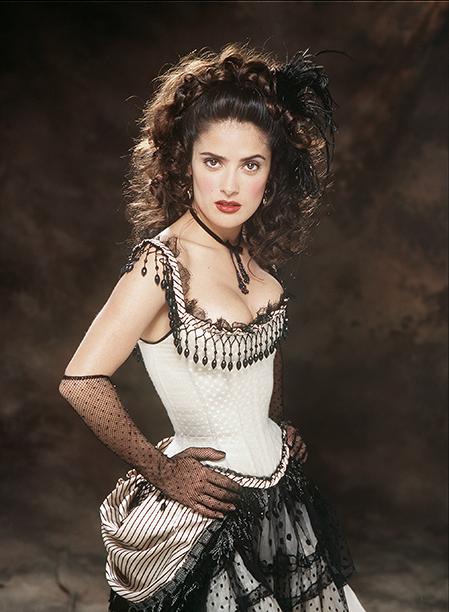 Salma Hayek as Rita Escobar in Wild Wild West in 1999
