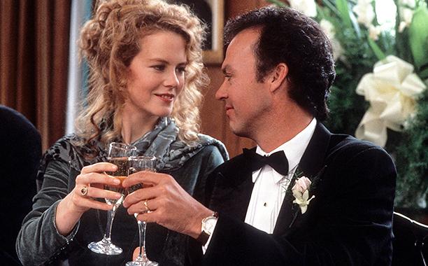 Michael Keaton With Nicole Kidman in My Life in 1993