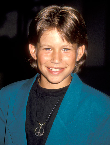 Jonathan Taylor Thomas at ABC Television Affiliates' Party in Los Angeles on June 10, 1993