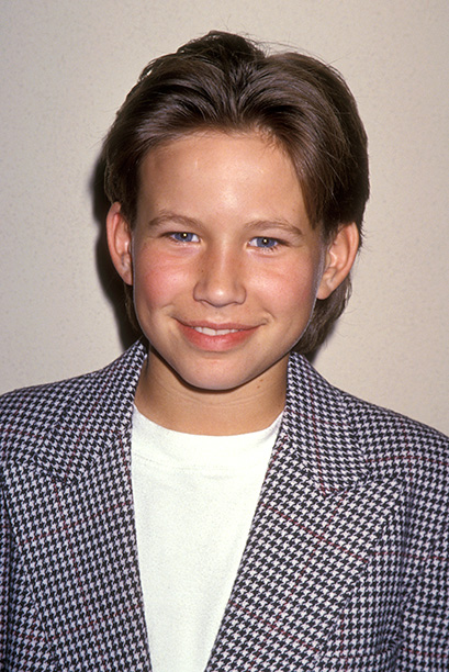 Jonathan Taylor Thomas at the 11th Annual William S. Paley Television Festival - An Evening with the Cast of Home Improvement on February 28, 1994