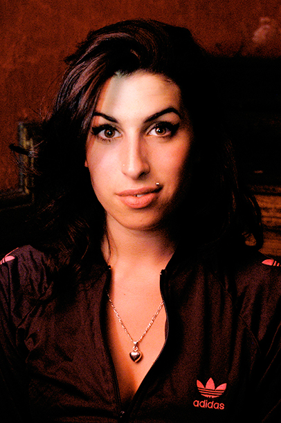 Amy Winehouse at the Barfly Club on March 2 2004
