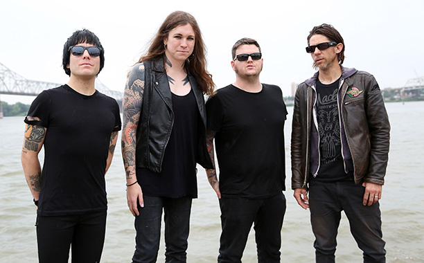 Against Me!, Shape Shift With me, Sept. 16