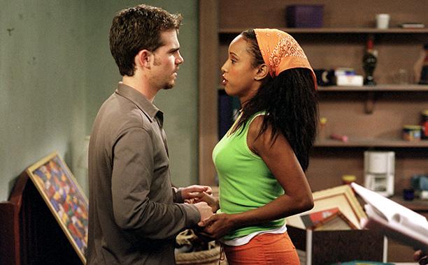 Shawn and Angela, Boy Meets World