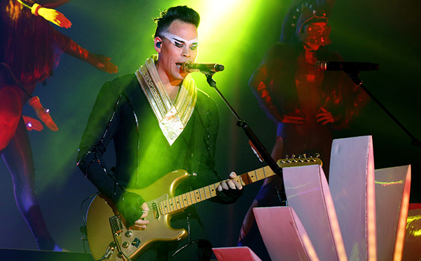 Empire of the Sun, Two Vines, Oct. 28