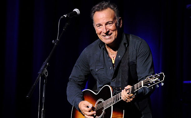 Bruce Springsteen, Chapter and Verse, Sept. 23