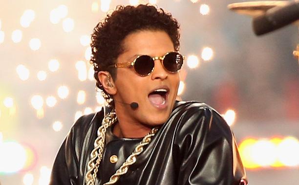 Bruno Mars, Title TBD, Fall TBD